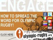 Vota para que el rugby sea olimpico