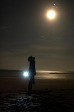 La Luna se hizo Sol