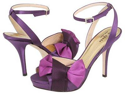 Purple Shoes on Ini  Selop Ungu Yang Pas Untuk Tas Dan Gaun Kamu   Ehm  Perfect Dehh
