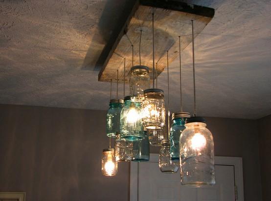 Oh So Darling Unique DIY Lighting Fixtures