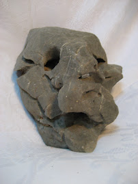 Tengkorak  Zaman Batu...!