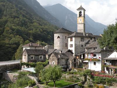Picturesque Verzasca Valley,Switzerland. Photograph by Janie Robinson, Travel Writer