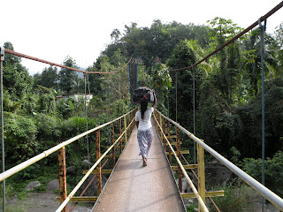 Jamaica's Blue Mountains. Photograph by Janie Robinson, Travel Writer