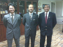 With YB D Mukhriz
