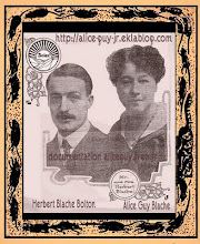 ALICE GUY BLACHE ET HERBERT BLACHE