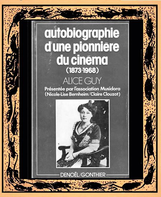Autobiographie de la pionniere du cinema