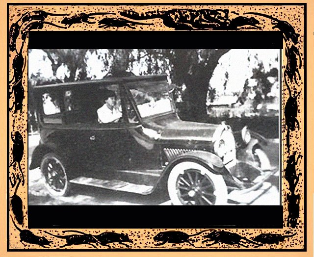 ALICE GUY AU VOLANT