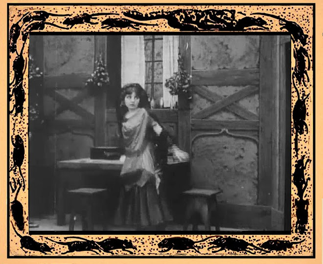 Pit and The Pendulum 1913 Alice Guy