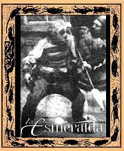 """""""La Esmeralda"""" 1905 Notre Dame de Paris Alice Guy"""