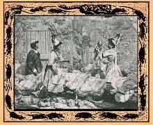 """""""La fée aux choux"""" 1896 Alice Guy"""