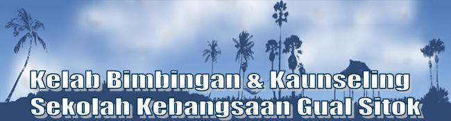 KELAB BIMBINGAN & KAUNSELING SK GUAL SITOK