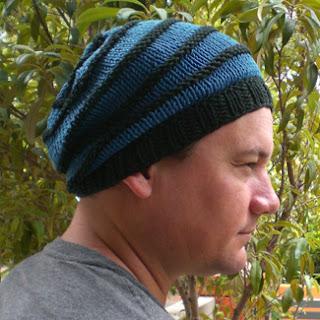 Oversized Crochet Beanie | All For Crochet