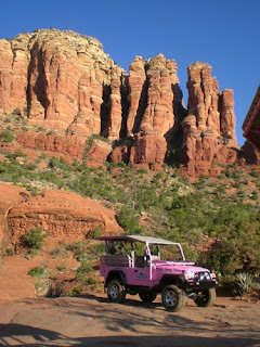 Pink Jeep Tours, Sedona
