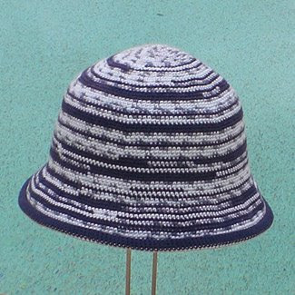 crochet hat pattern, brim