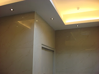 Murali architects renovations and improvements to k g - Concealed led ceiling lights ...