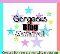 Blog-award från Carola!