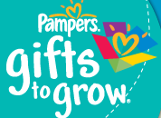 100 free Pampers Gifts to Grow points code