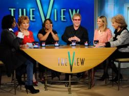 The View Ambassador Elton John