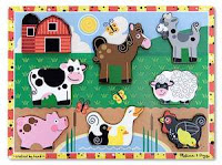 Melissa & Doug toy sale free shipping