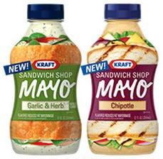 Kraft Mayo Sample