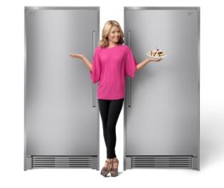Electrolux Refrigerator Freezer Win
