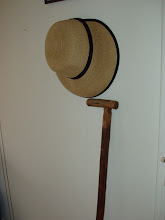 My Summer Hat - Rudy's Walking Stick