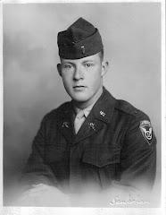 Grandpa in the army
