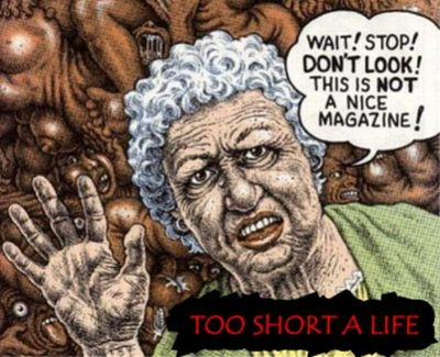 TOO SHORT A LIFE