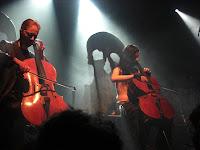APOCALYPTICA på Klubben 2007