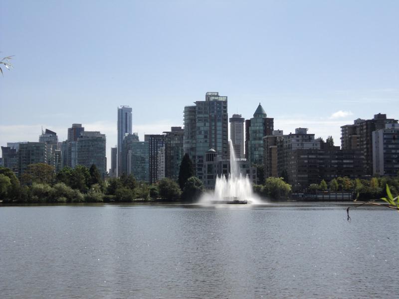Ванкувер ФОТО. Стэнли Парк.