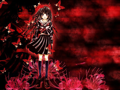 jigoku shoujo wallpapers. Jigoku Shoujo