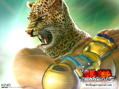 tekken 5 character wallpaper. The Model Tekken 5