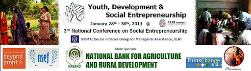 3rd National Conference on Social Entrepreneurship @ XLRI