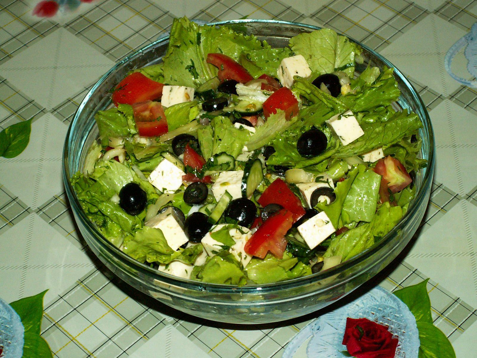 Вкусный салат рецепт в домашних условиях на день рождения