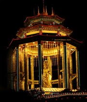 The Goddess of Mercy (Kuan Yin) statue at Kek Lok Si Temple
