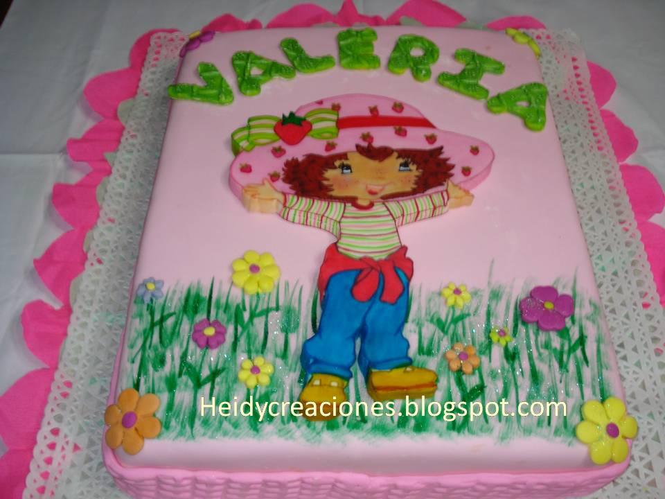 Torta y Gelatina Fresita (BIDIMENSIONAL)