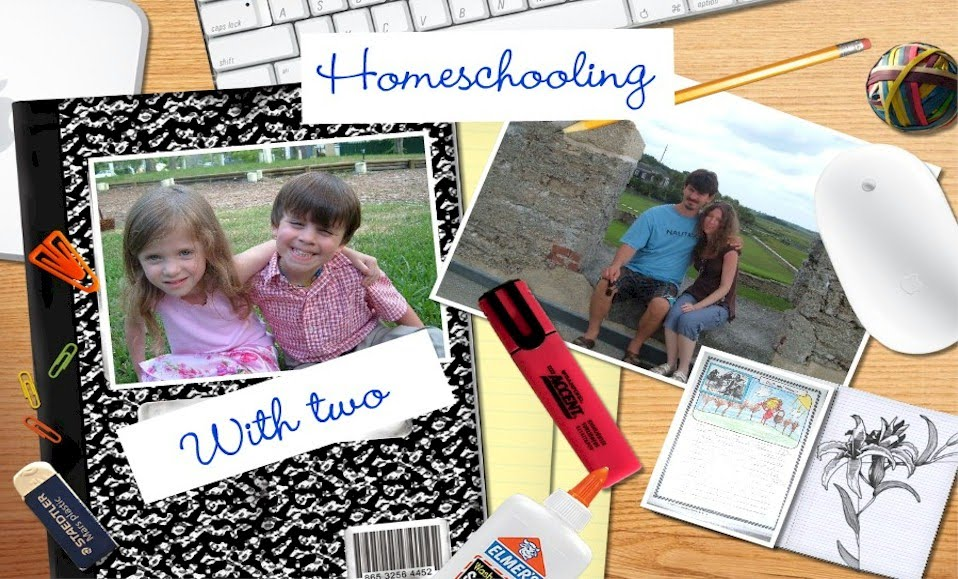 Homeschooling with two