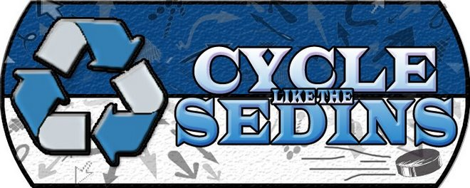 Cycle like the Sedins