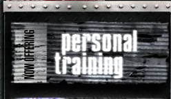 Personal Training.Click Below
