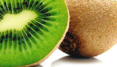 Vege ABC owoce kiwi