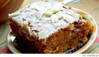 Przepis na wege (bez jajek) ciasto marchewkowe