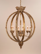 10 Beautiful Chandeliers