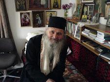 Pr. Serafim - Manastirea Casiel