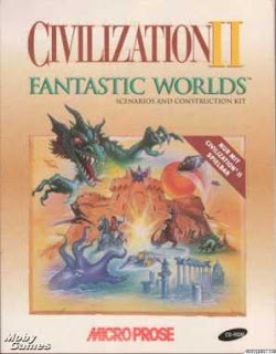 Civilization II: Fantastic Worlds pc