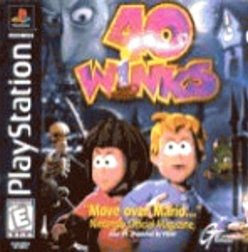 40 winks playstation