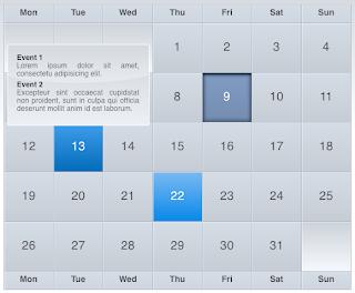 24 hour calendar
