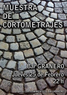 CORTOMETRAJES EN EL GRANERO