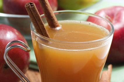 Hot Buttered Apple Rum Cider