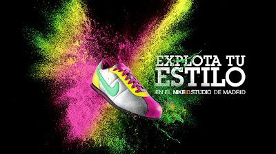 Gurús del marketing  Expresa tu personalidad en tus tenis Nikeid Studio fee561981f20