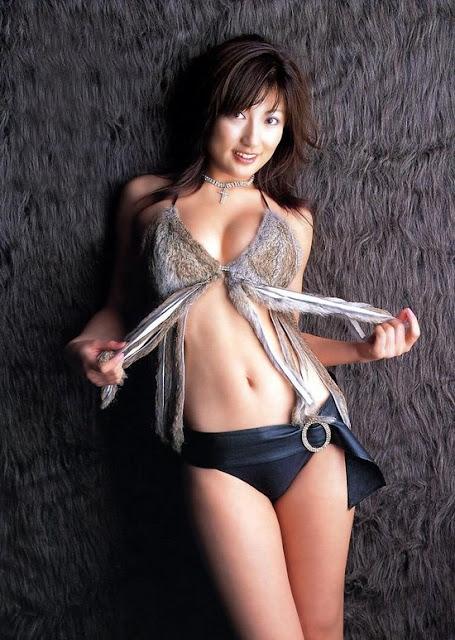 Foto Yoko Kumada Nude Japanese www.inibarubugil.blogspot.com